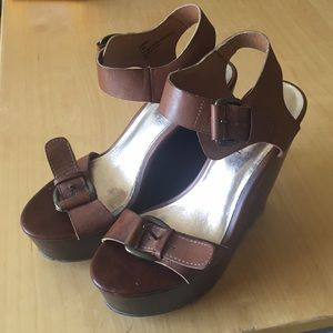 53a635a732f Madden Girl Shoes - Madden Girl Anergy Sandal Wedges